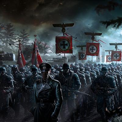 Gregory pedzinski enemy front artwork02g