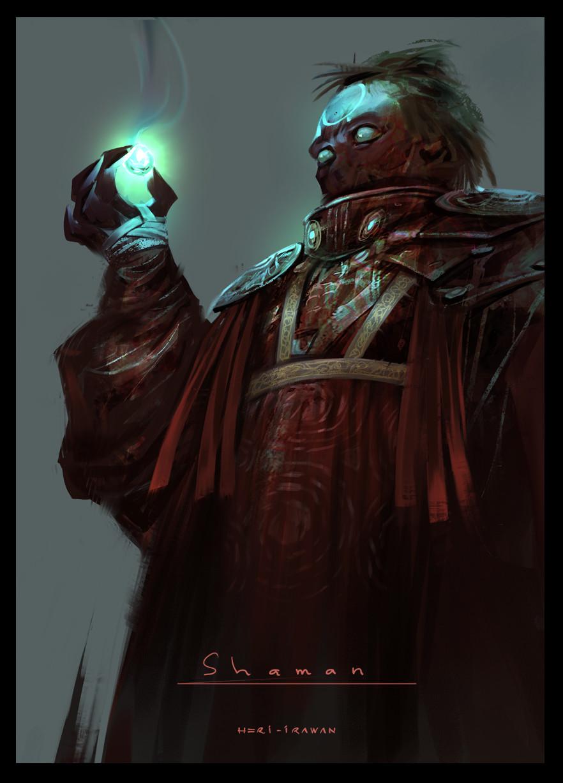 Heri irawan shaman