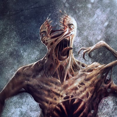 Nagy norbert the thing by norbface d4jng26