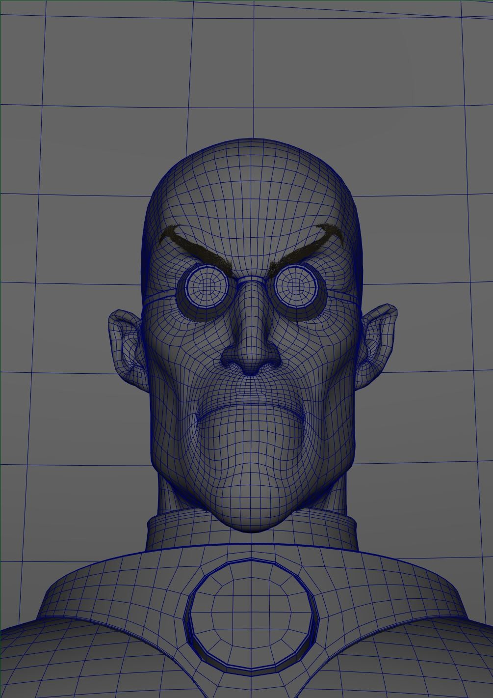 Olivier couston wireframe