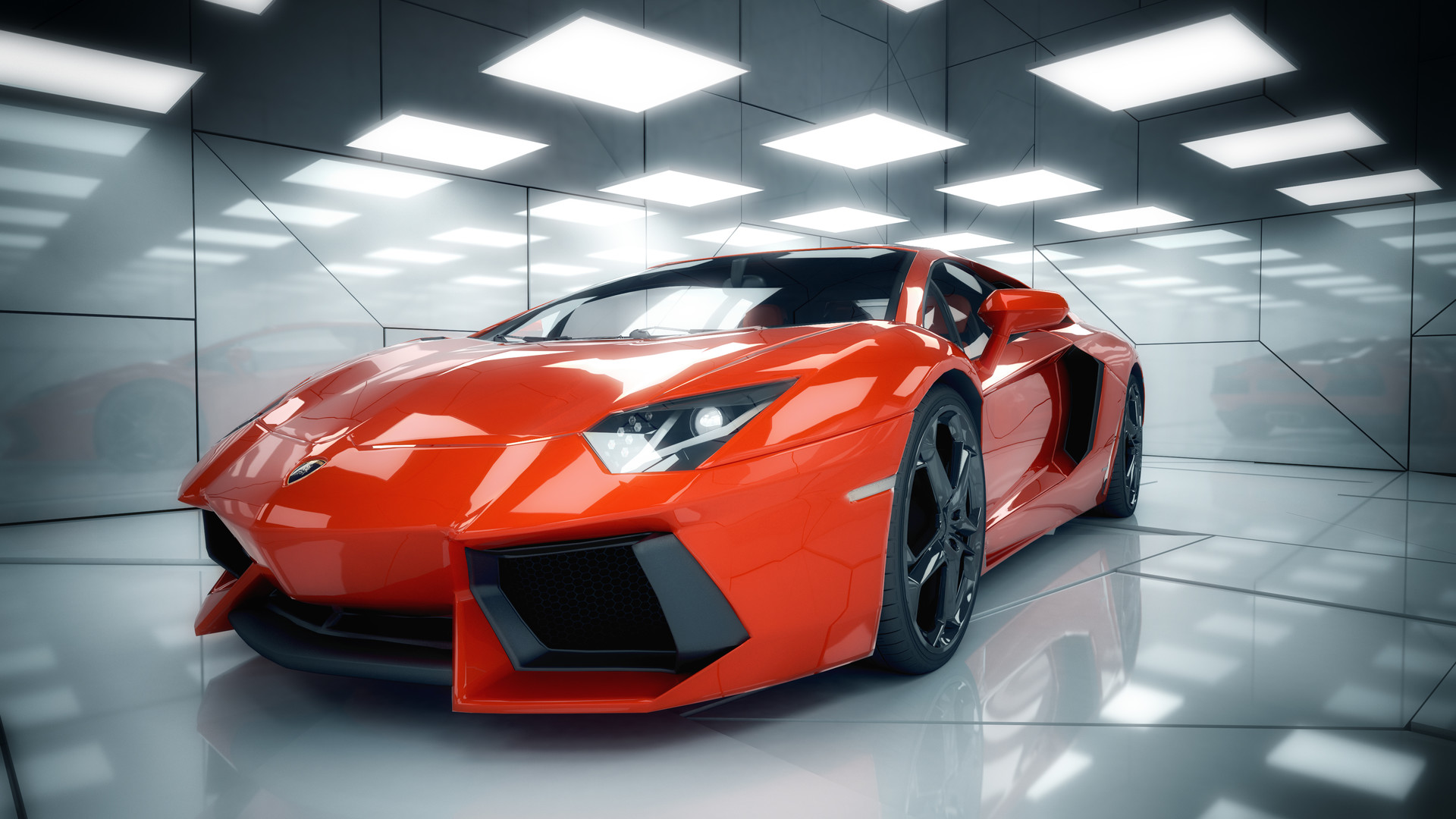 Mathias West Lamborghini Aventador And Bugatti Veyron