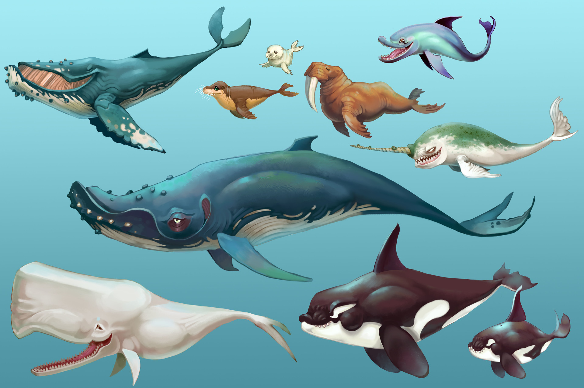 Johanna Cranston Hungry Shark World Animal Creature