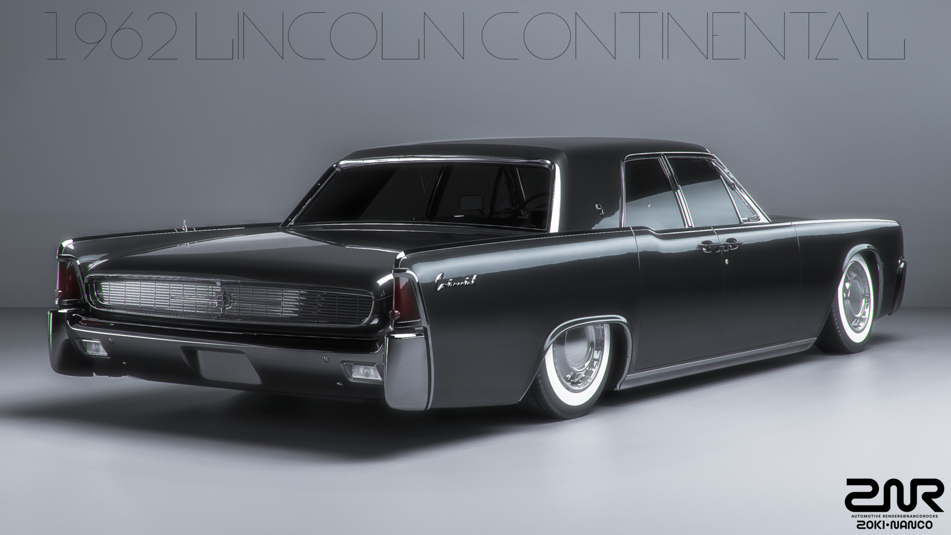 Zoki Nanco Nancorocks 1962 Lincoln Continental