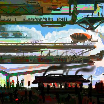 Samuel silverman airport concept 1