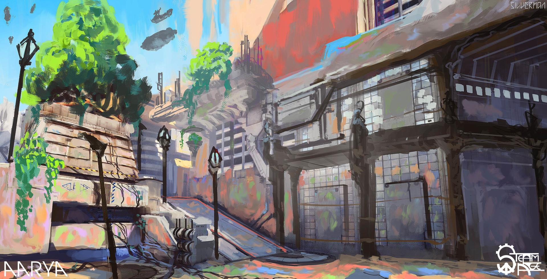 Samuel silverman aarya city concept 4