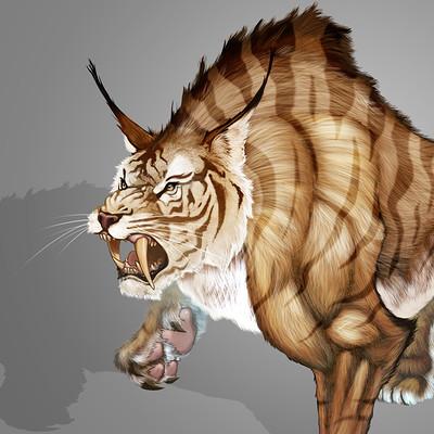 Tudor morris tiger thing2