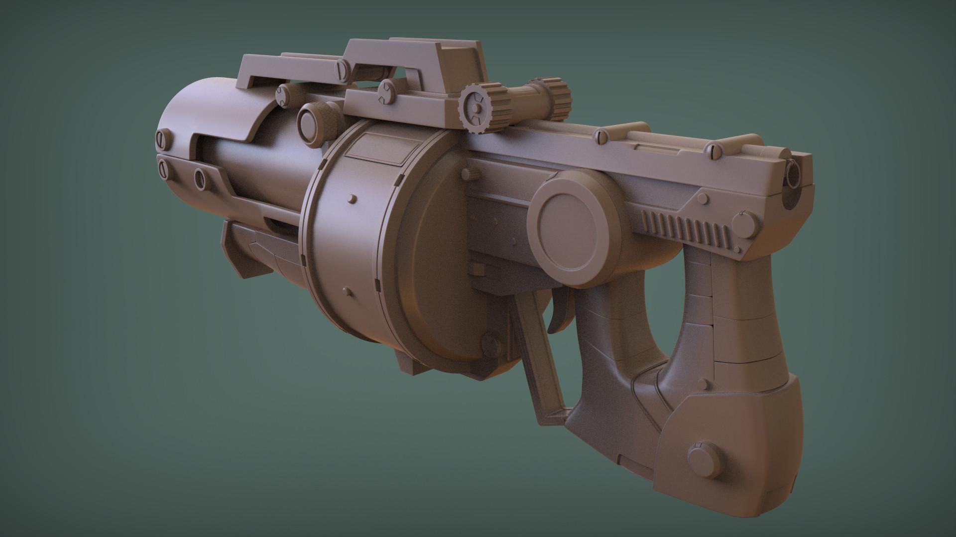 Alexander gonzalez alexander gonzalez gun 002 4