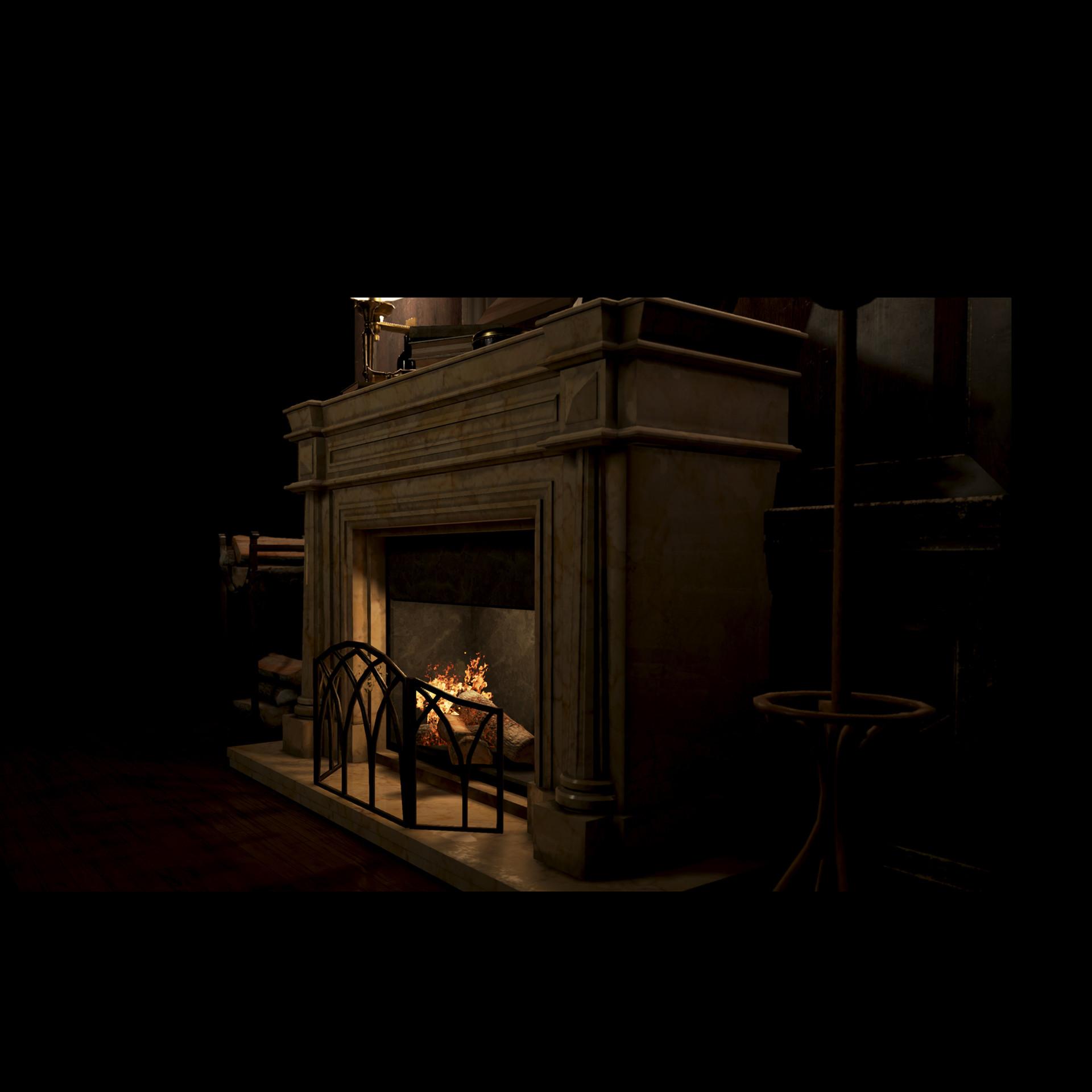 Mine yilmaz ulas fireplace2