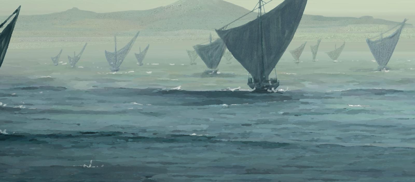 Voyage across the Adriatic Sea