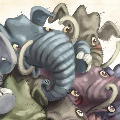 Josep giro torrens elefants