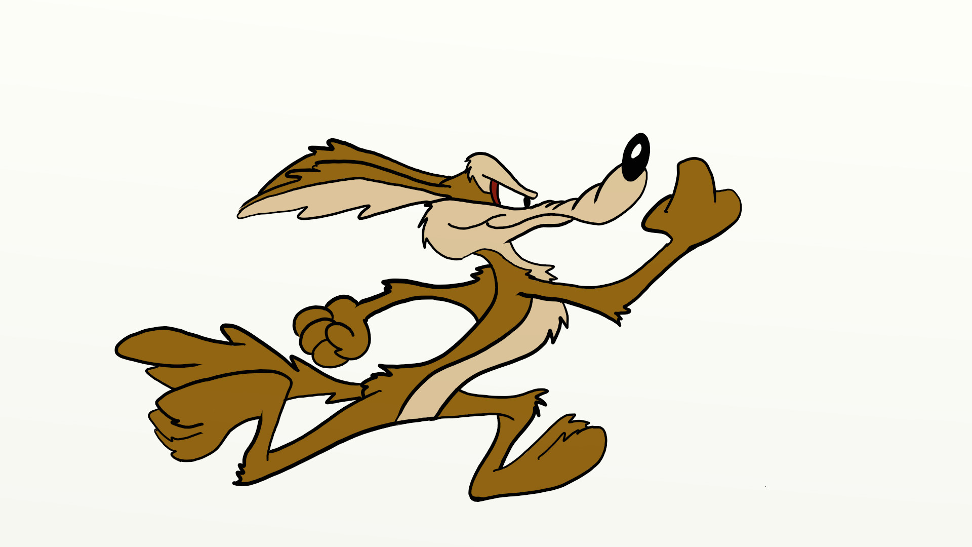 artstation drawing wile e coyote daily cartoon drawings