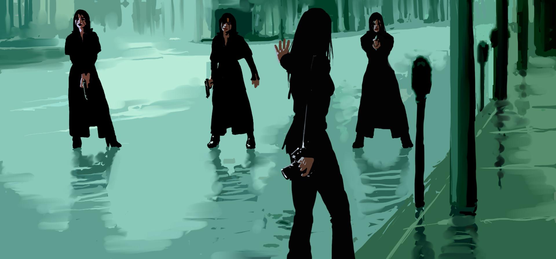 Midhat kapetanovic 13a three assassins