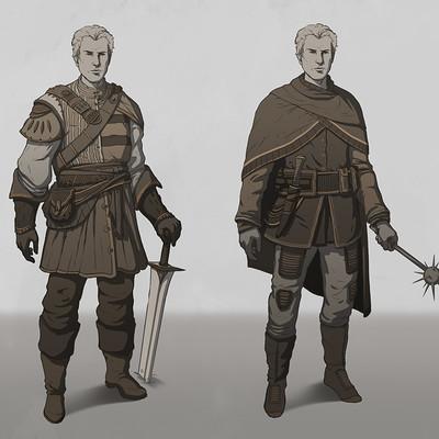 Sebastian wagner light armor01 s