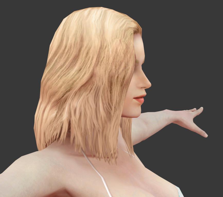 Oziel leal salinas bikini woman white 1