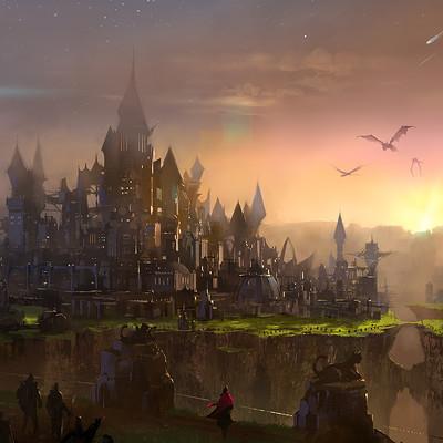 Allen song castle rina