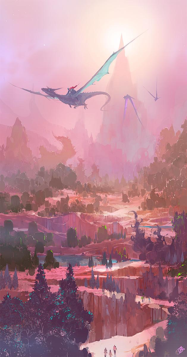 Allen song dragons