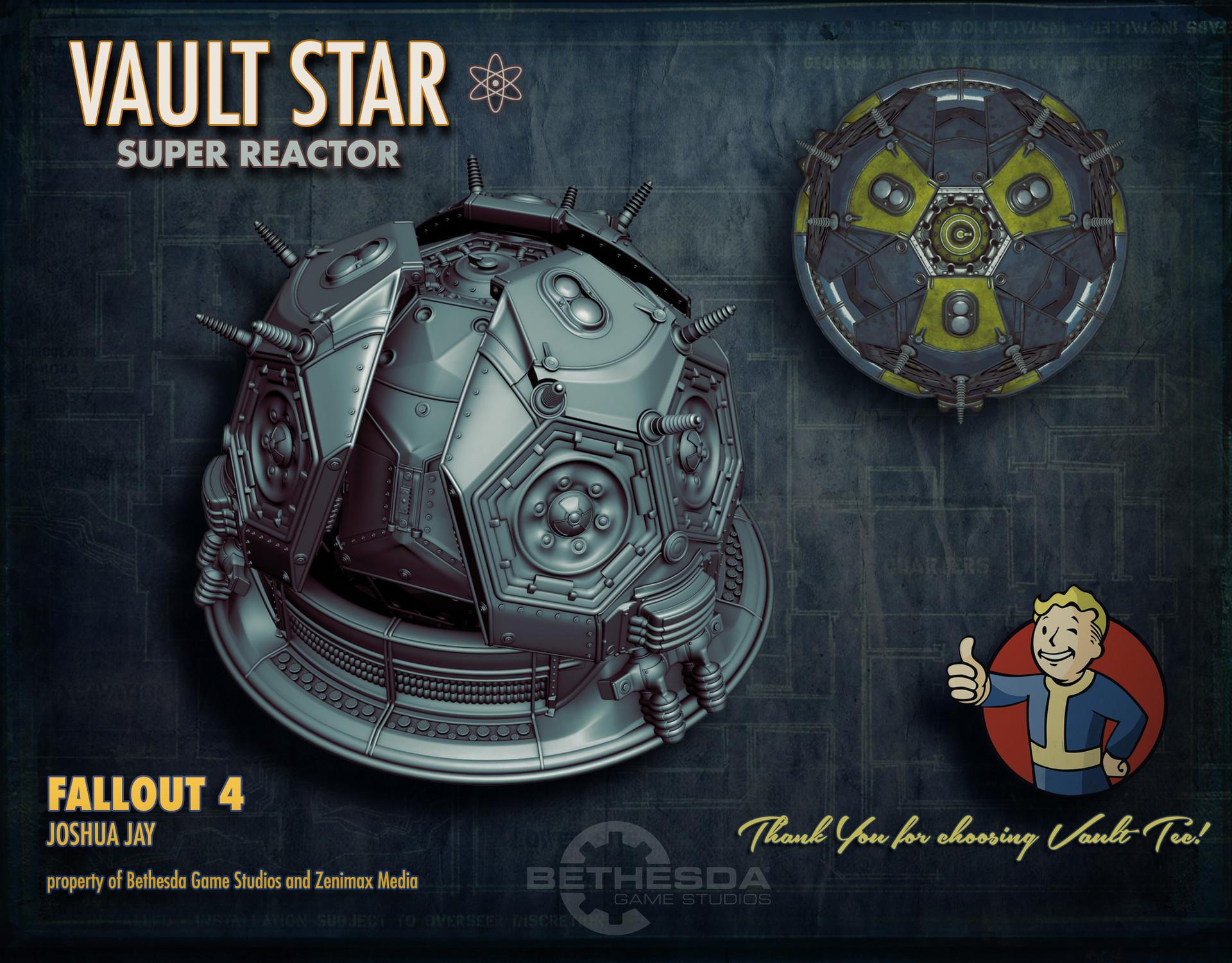 ArtStation - Fallout 4, Josh Jay