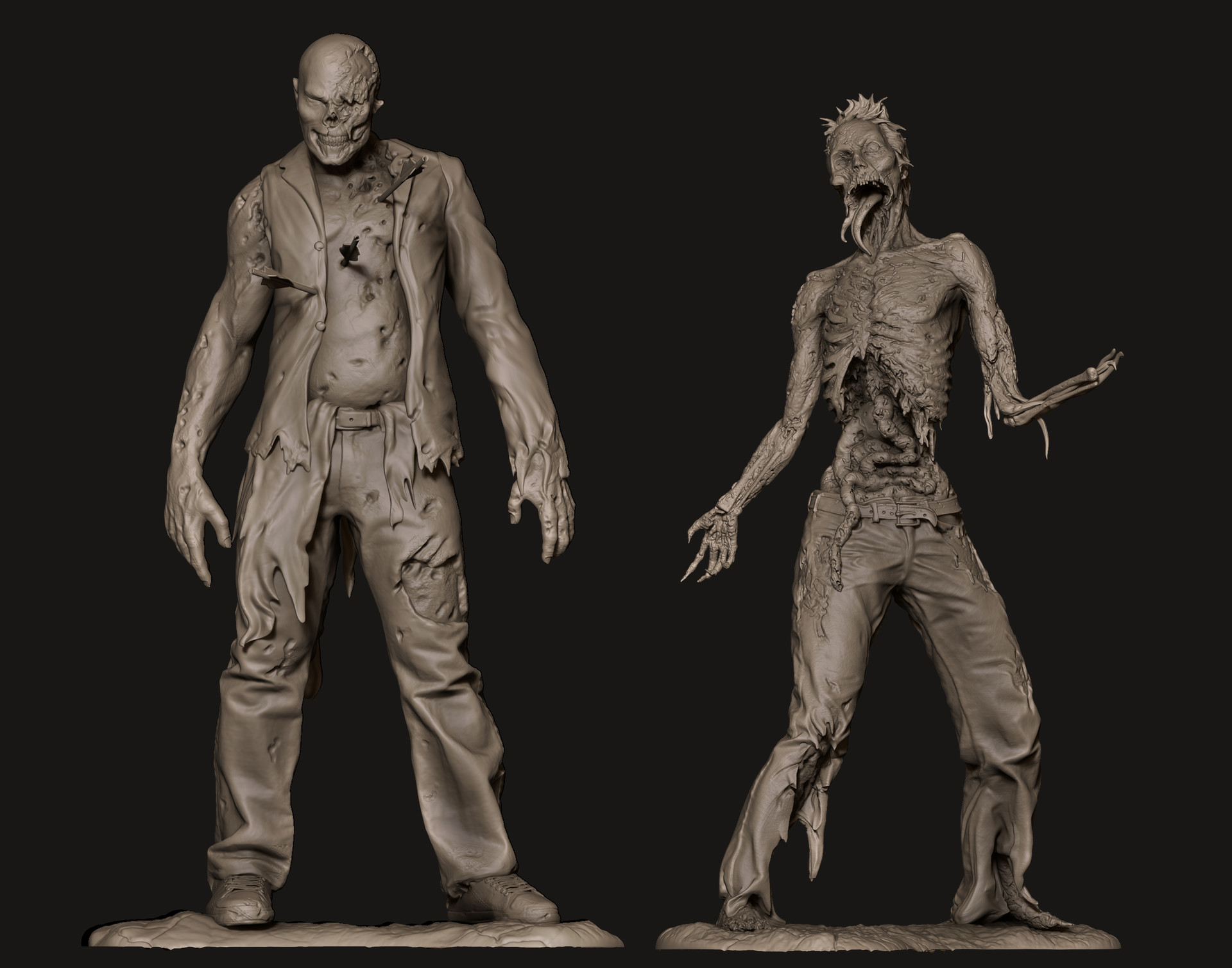 3d zombies - Places to eat in memphis tenn