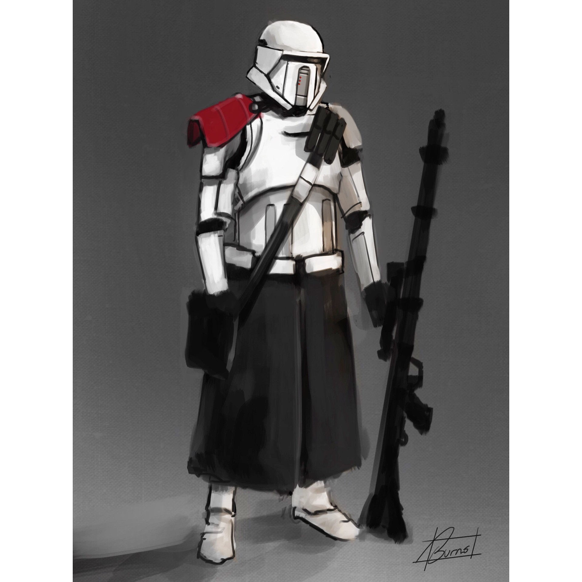 Special Operations Stormtrooper concept