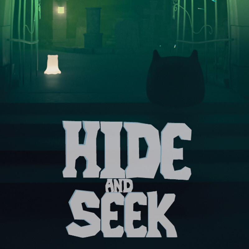 hide and seek (VR game)