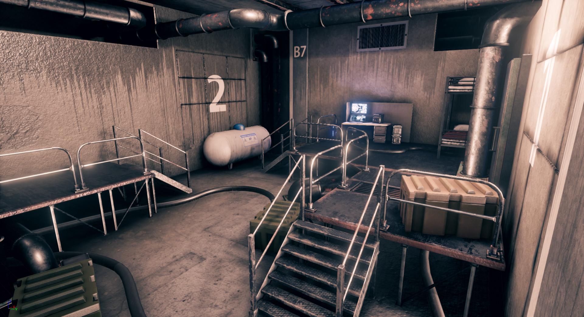 Karl abom bunker3