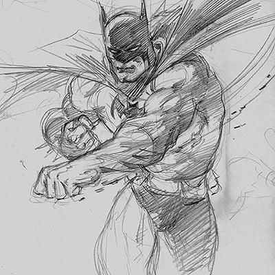 Gary barker batman