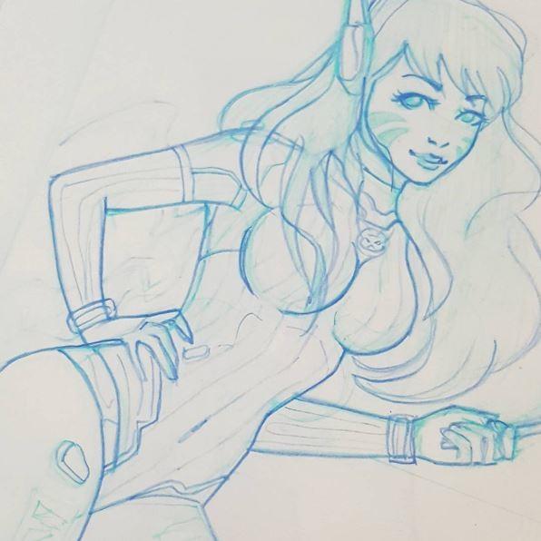 Pencil sketch <3