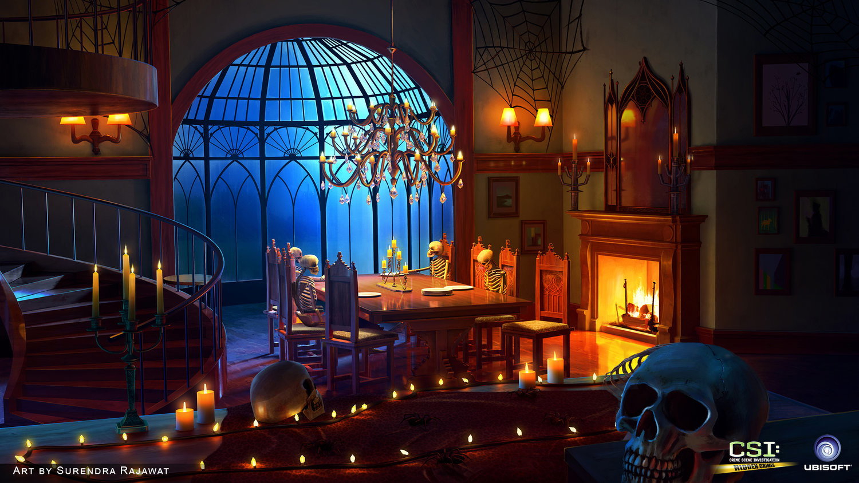 Surendra pratap singh rajawat halloween