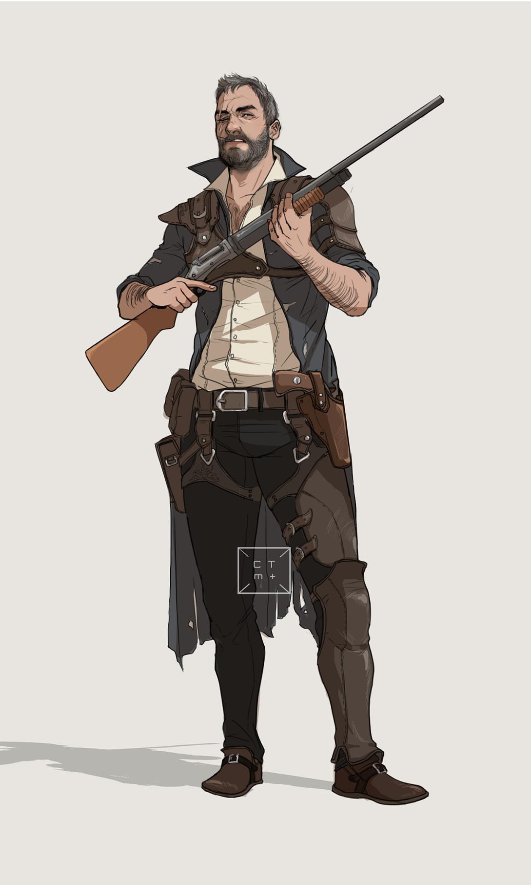 Bounty hunters xxx - 5 1