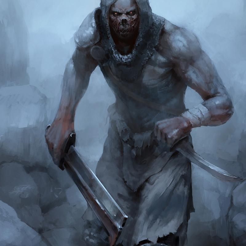 Frost Warrior