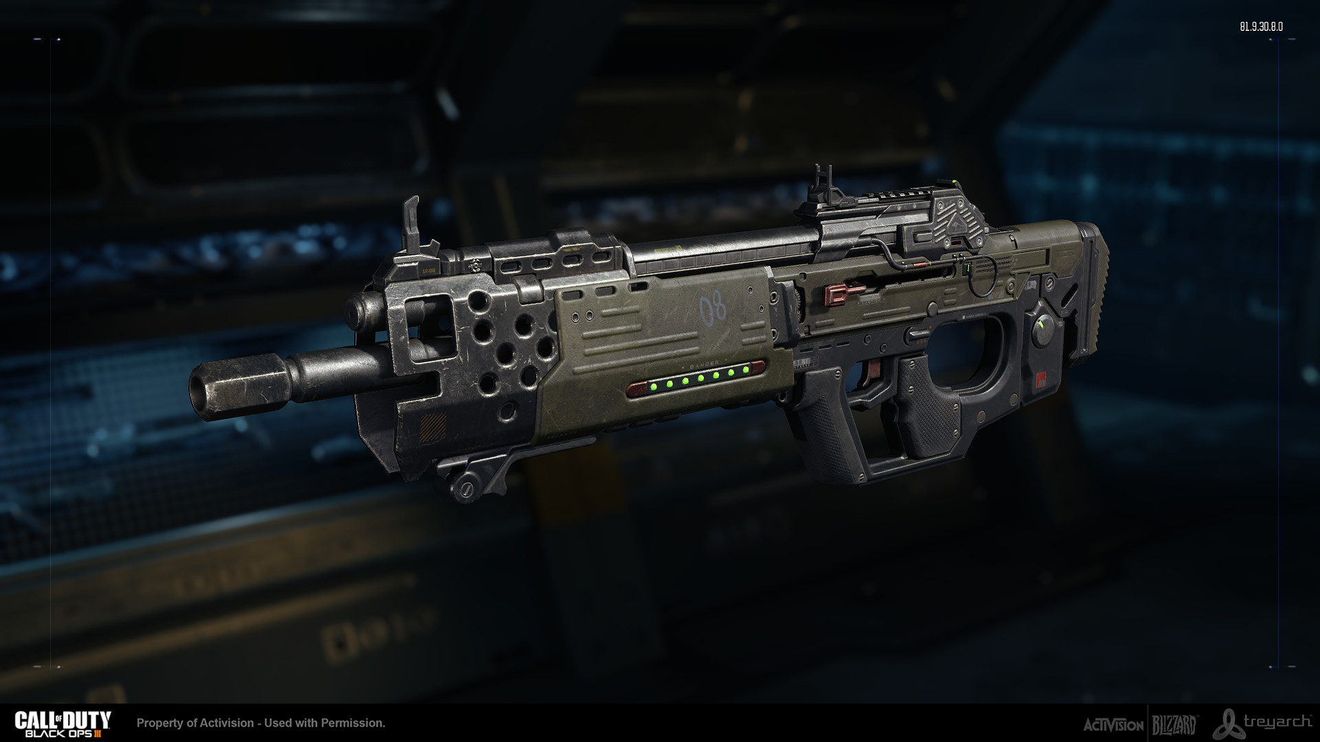 Christopher Stone 3d Portfolio Call Of Duty Black Ops 3