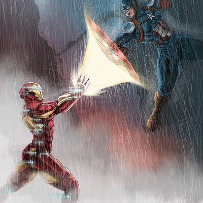 Luis jair vazquez cap vs iron2