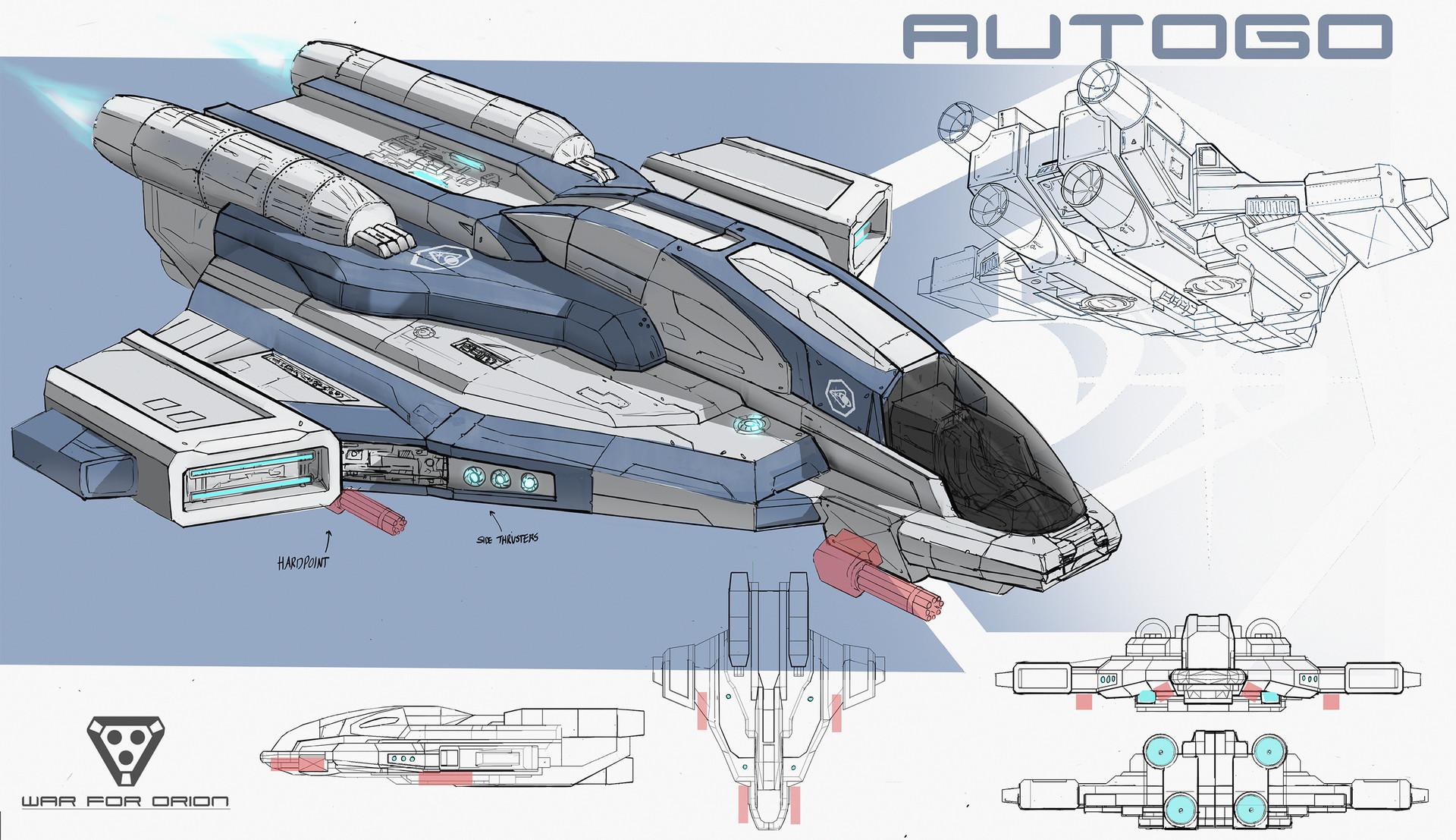 spaceship design by jasons21 - photo #7