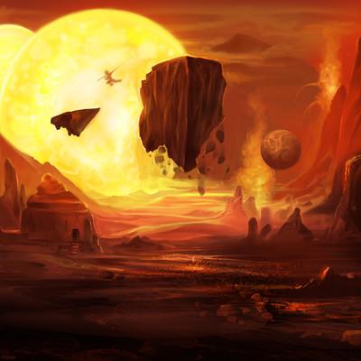 Josiah herman version 2 planetarylandscape