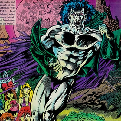 Gary barker morbius swimsuit final