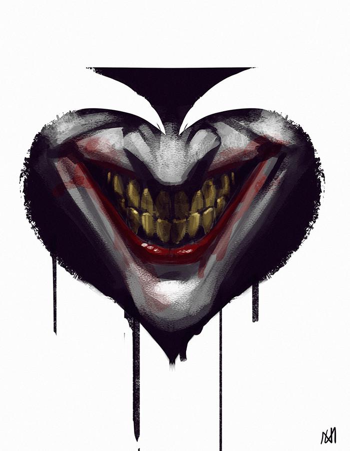 Nagy norbert the joker by norbface d733qxj