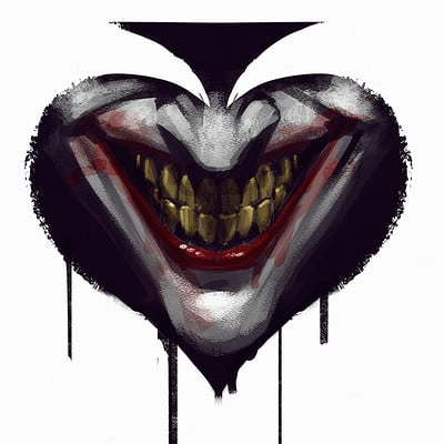 Nagy norbert the joker by norbface d733qxj