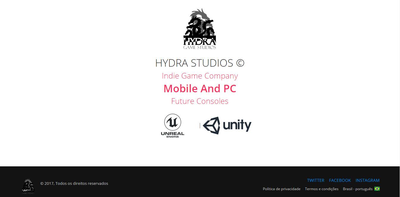 ArtStation - Hydra Game Studios, Paulo Freits