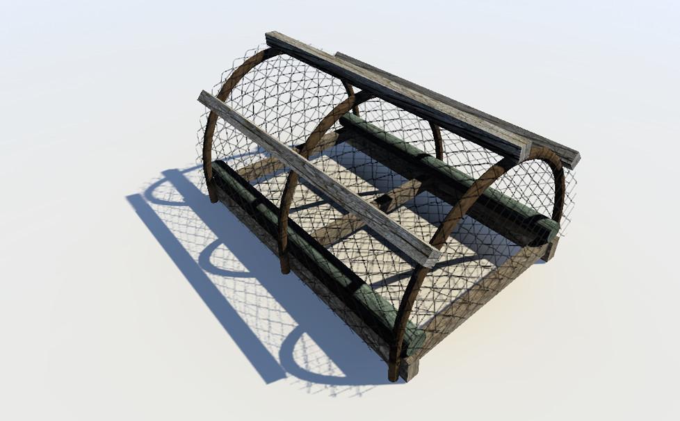 Micah peterson crab cage