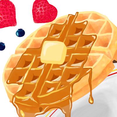 Sonia king waffles11 resized