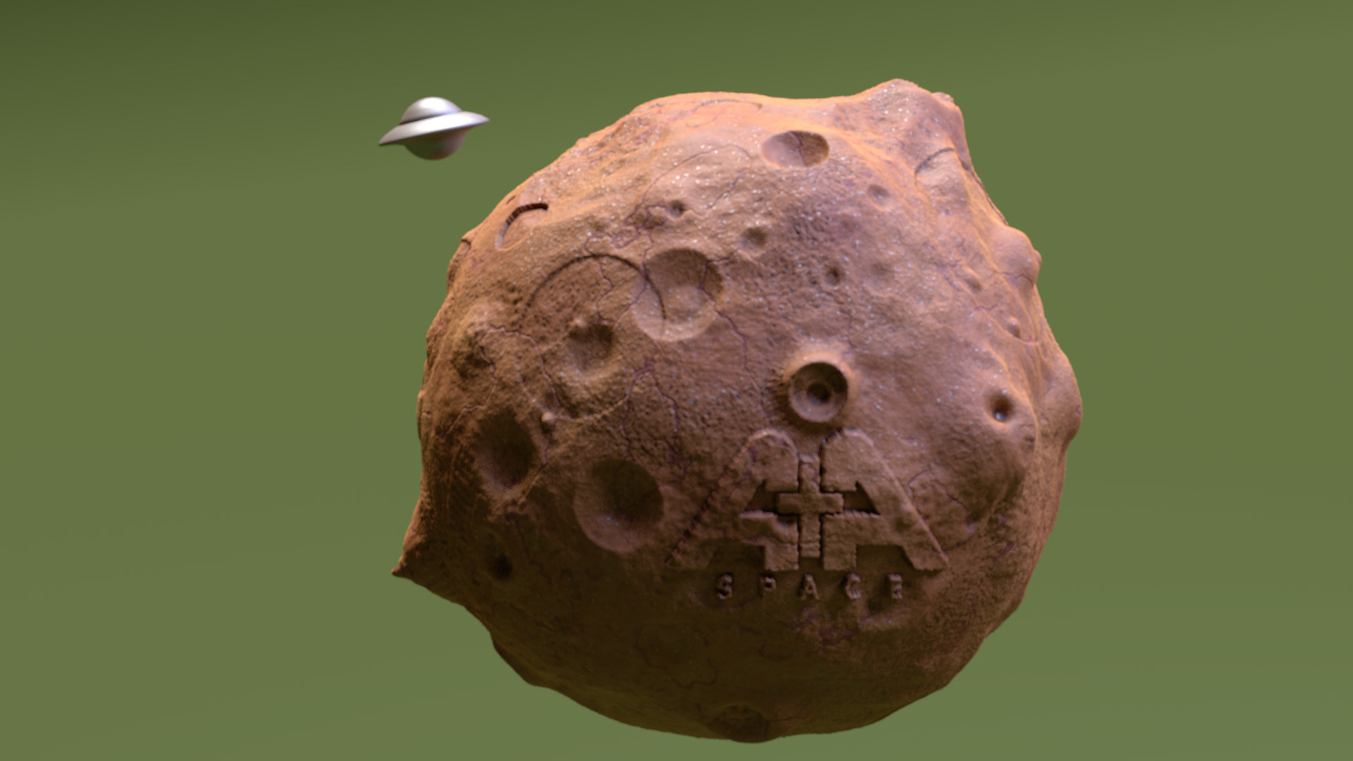 Day 4. Asteroid A+A space Time:45 Minutes