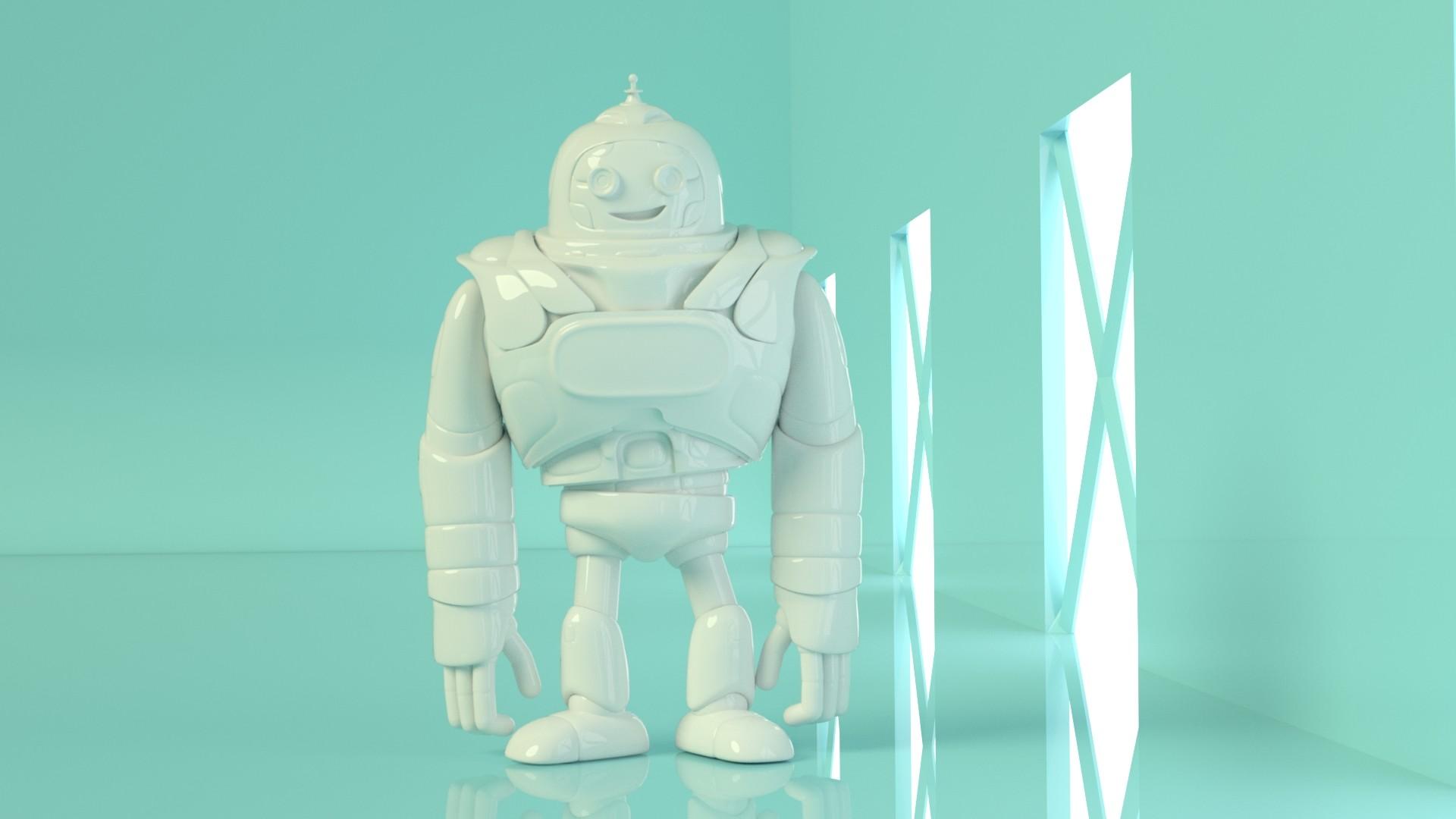 Michael wu 28 robot