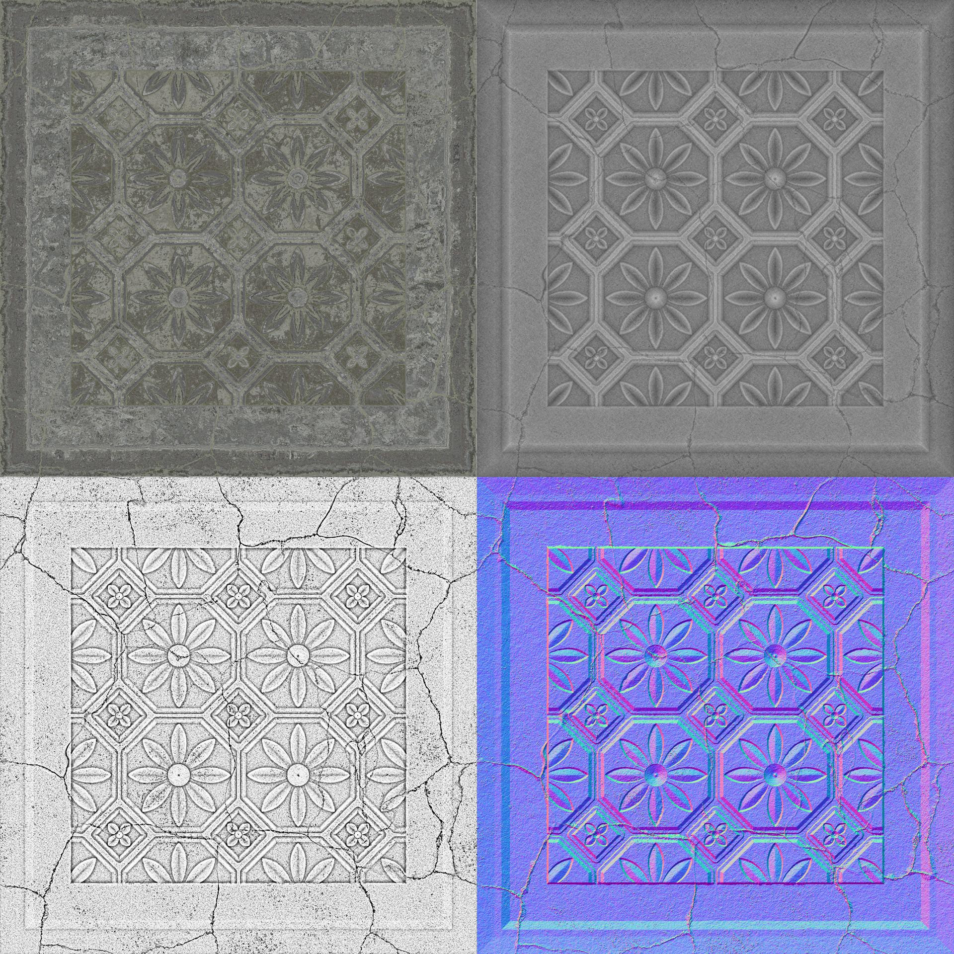Junliang zhang texture