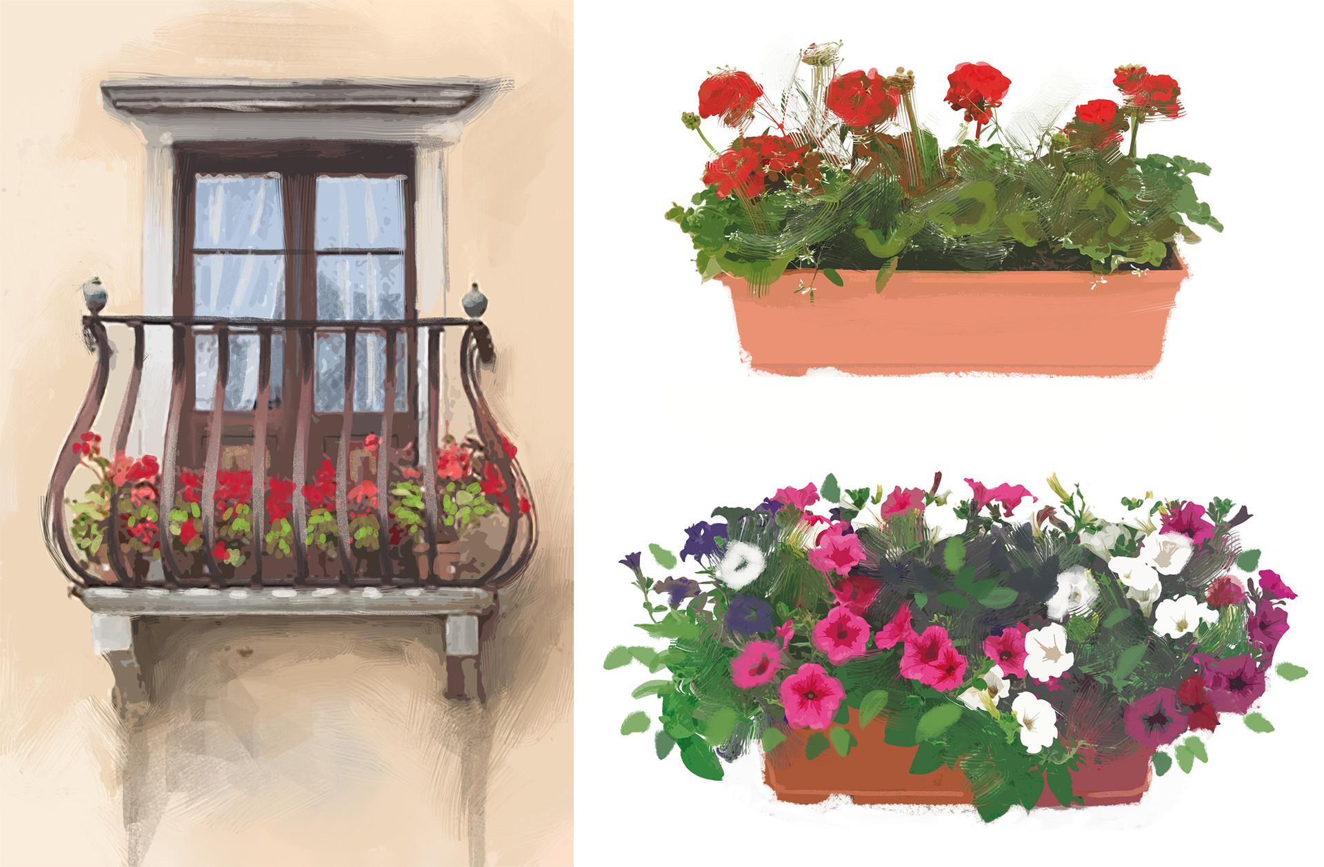 Elisa moriconi balcone01 con fiori