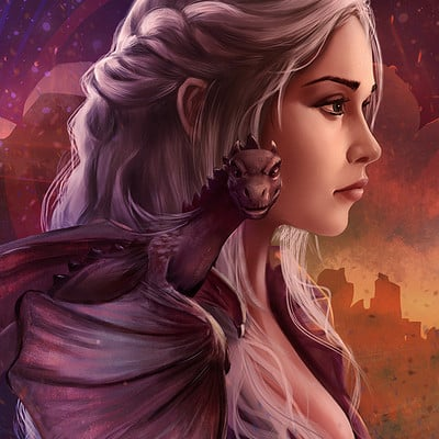 Raivis draka khaleesi