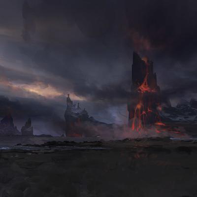 Brent minehan volcano