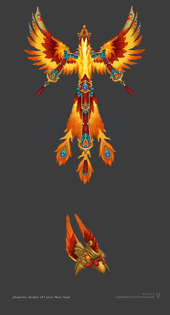 Eugenia vorontsova phoenix18