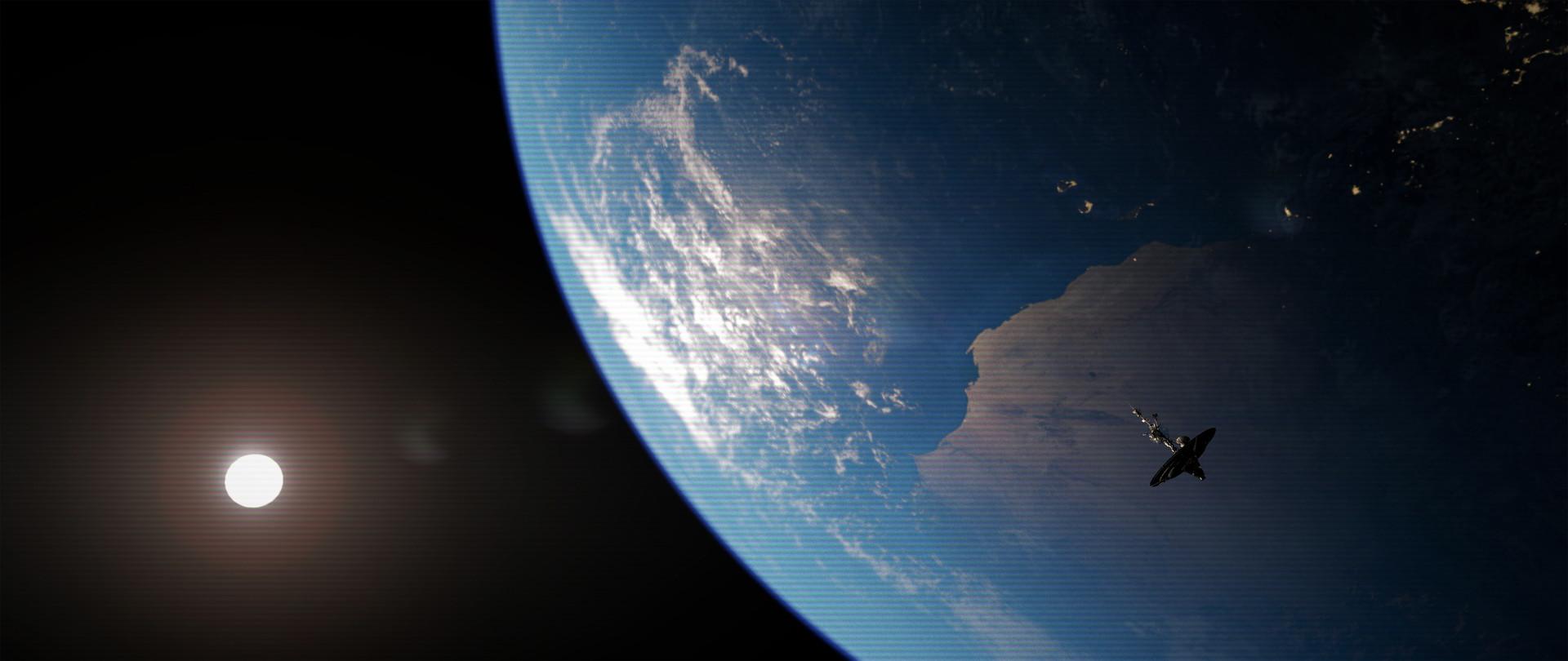 Joe garth earth tinyship
