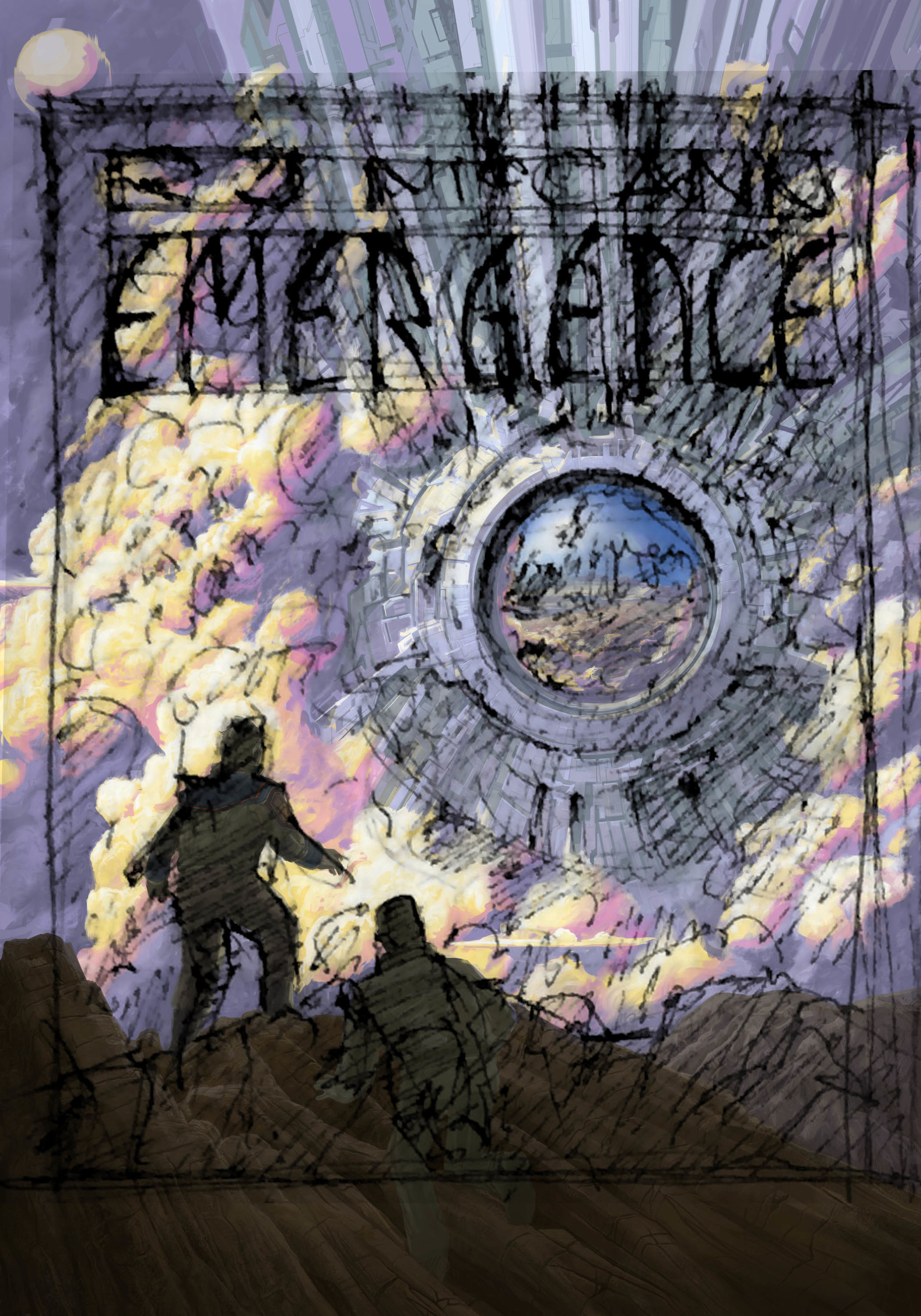Jeff zugale emergence cover logotrace