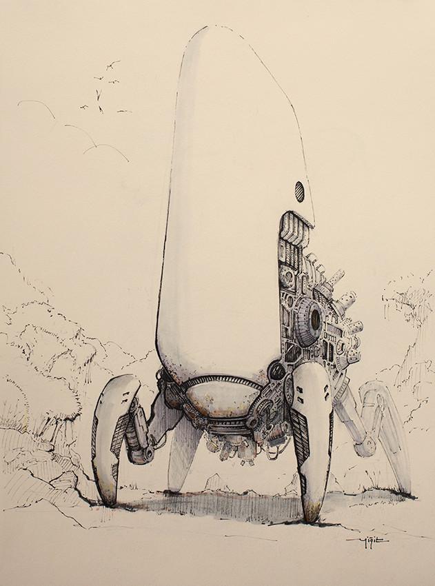 Yigit koroglu sketch 009s